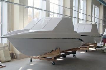 Производство катеров Вымпел